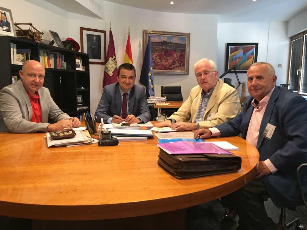 El Gobierno de Castilla-La Mancha quiere impulsar el sector del aceite de oliva 1