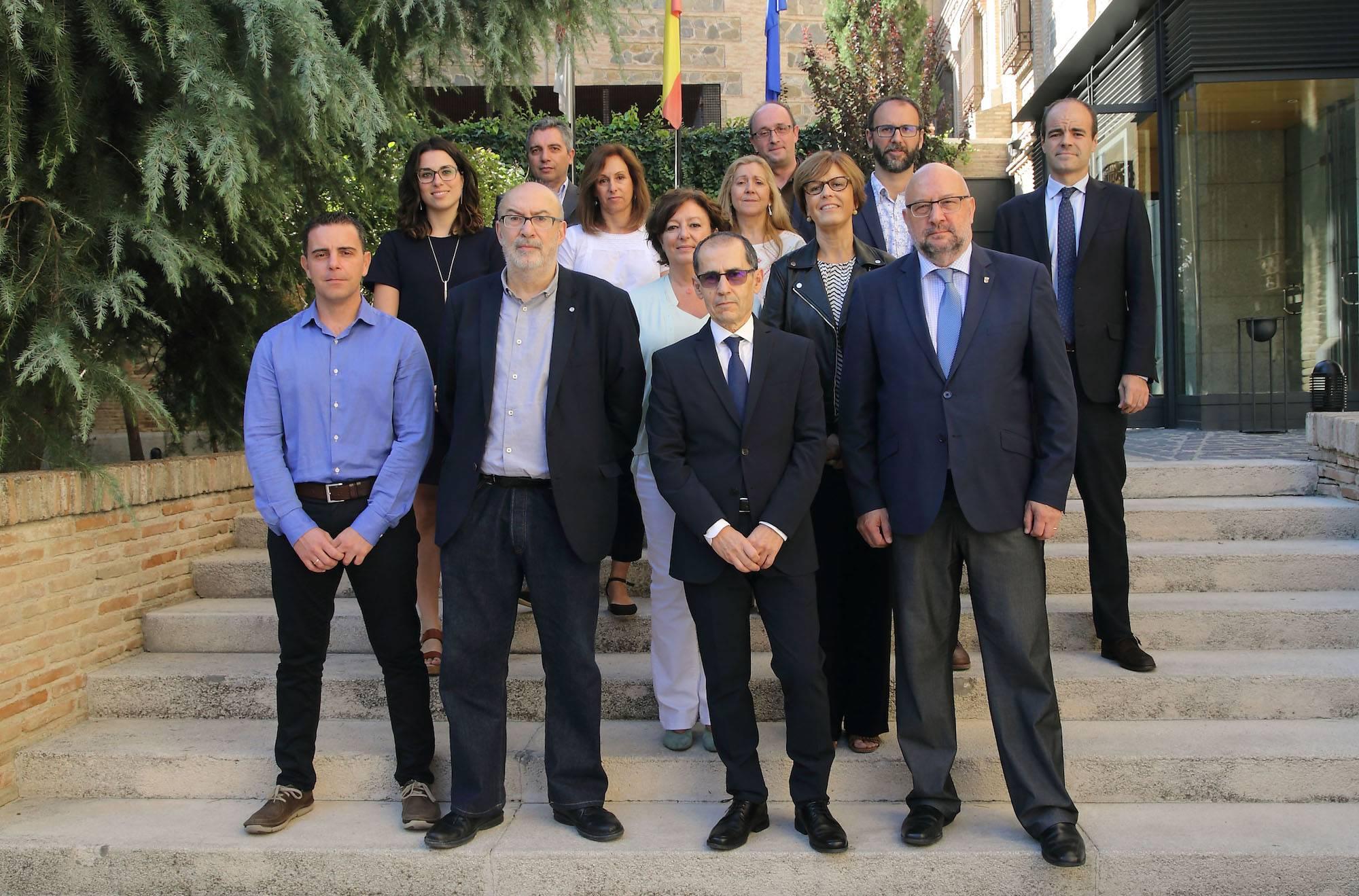 castilla la mancha quiere avanzar en materia de Transparencia y Buen Gobierno - El Gobierno regional quiere avanzar en materia de Transparencia y Buen Gobierno