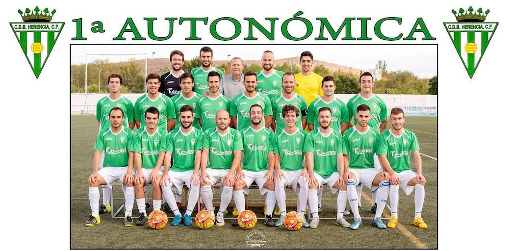 Equipo de Herencia Club de Fútbol