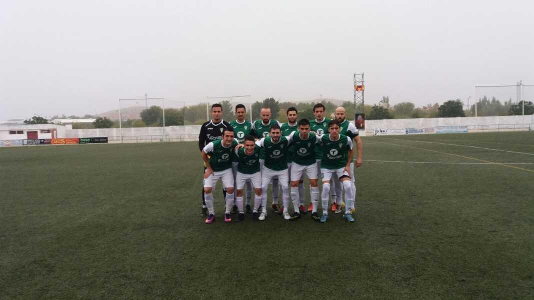 equipo herencia futbol despues partido 1068x601 - Primeros 3 puntos tras la victoria en casa ante CDB Calzada C.F.