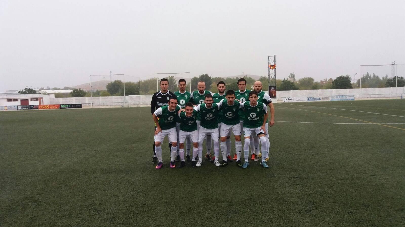 equipo herencia futbol despues partido - Primeros 3 puntos tras la victoria en casa ante CDB Calzada C.F.