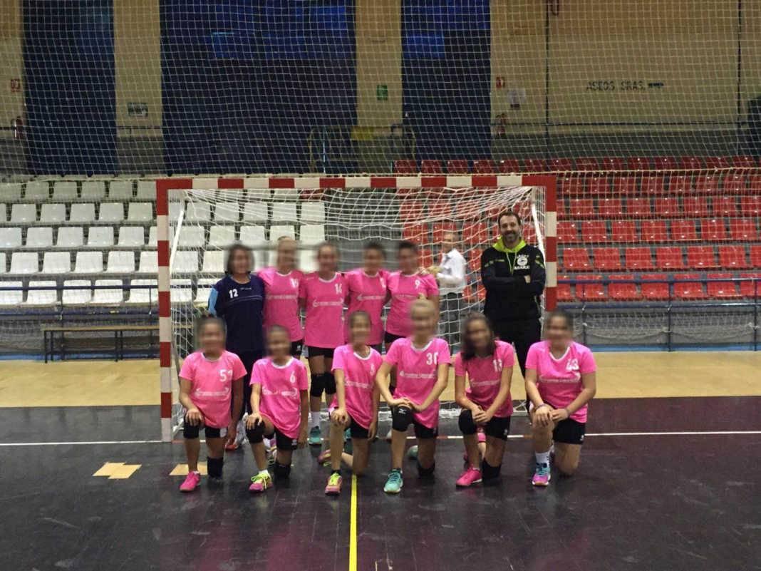 equipo quijotes handball team de herencia ciudad real 1068x801 - Carta sobre el apoyo local a la práctica del deporte y sus problemas