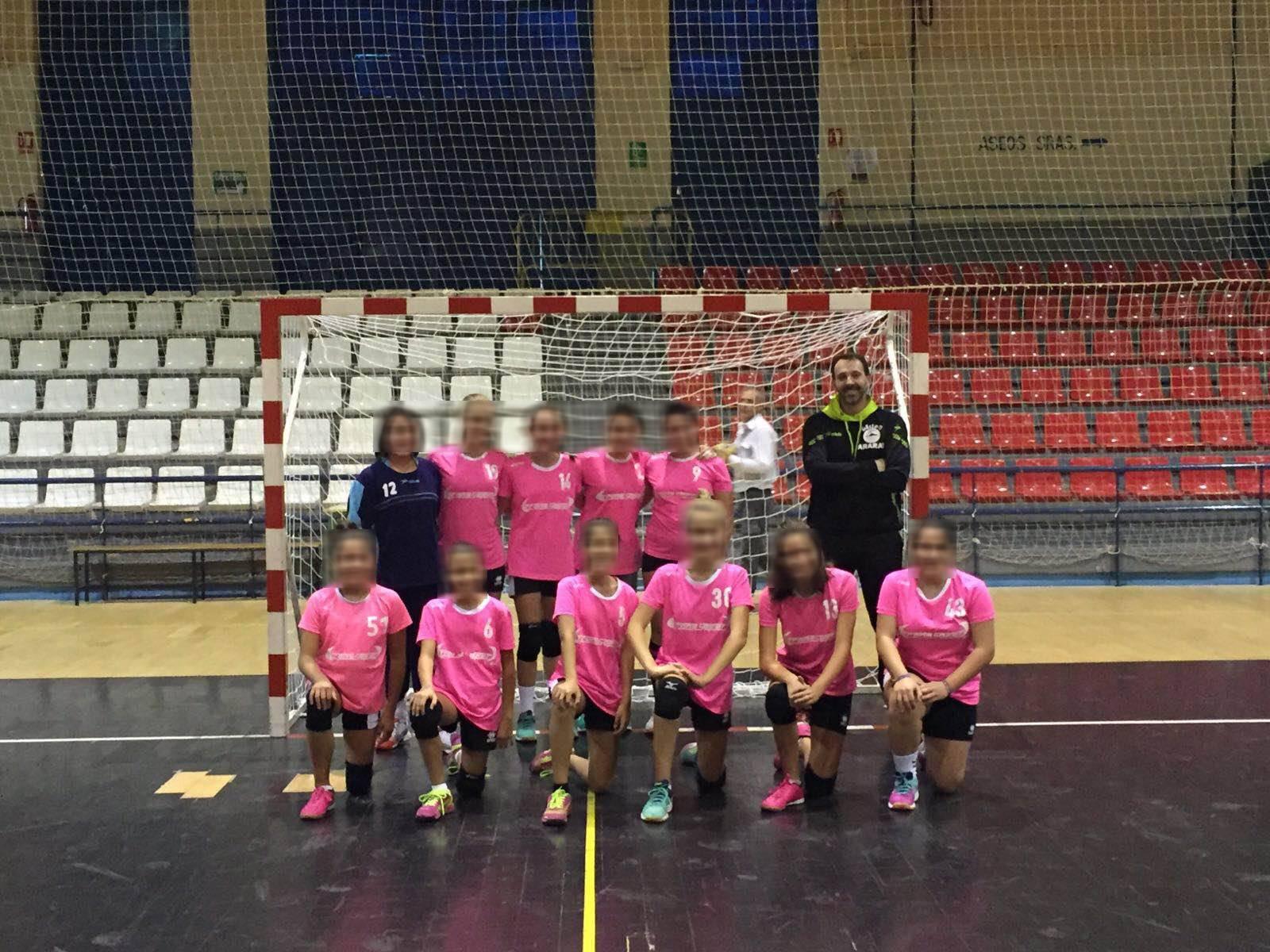 equipo quijotes handball team de herencia ciudad real - Carta sobre el apoyo local a la práctica del deporte y sus problemas