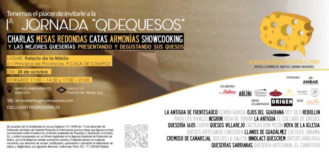 "Herencia presente en la 1ª Jornada de ""Q de Quesos"" 1"