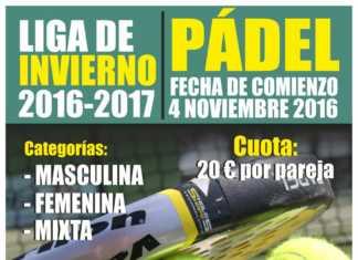 Liga de Pádel de Invierno en Herencia (Ciudad Real)