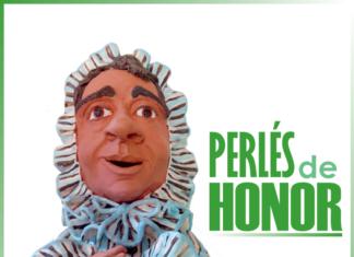 Perlé de Honor 2017 en Carnaval de Herencia
