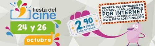 Fiesta del Cine los días 24 y 26 en Cinemancha 1