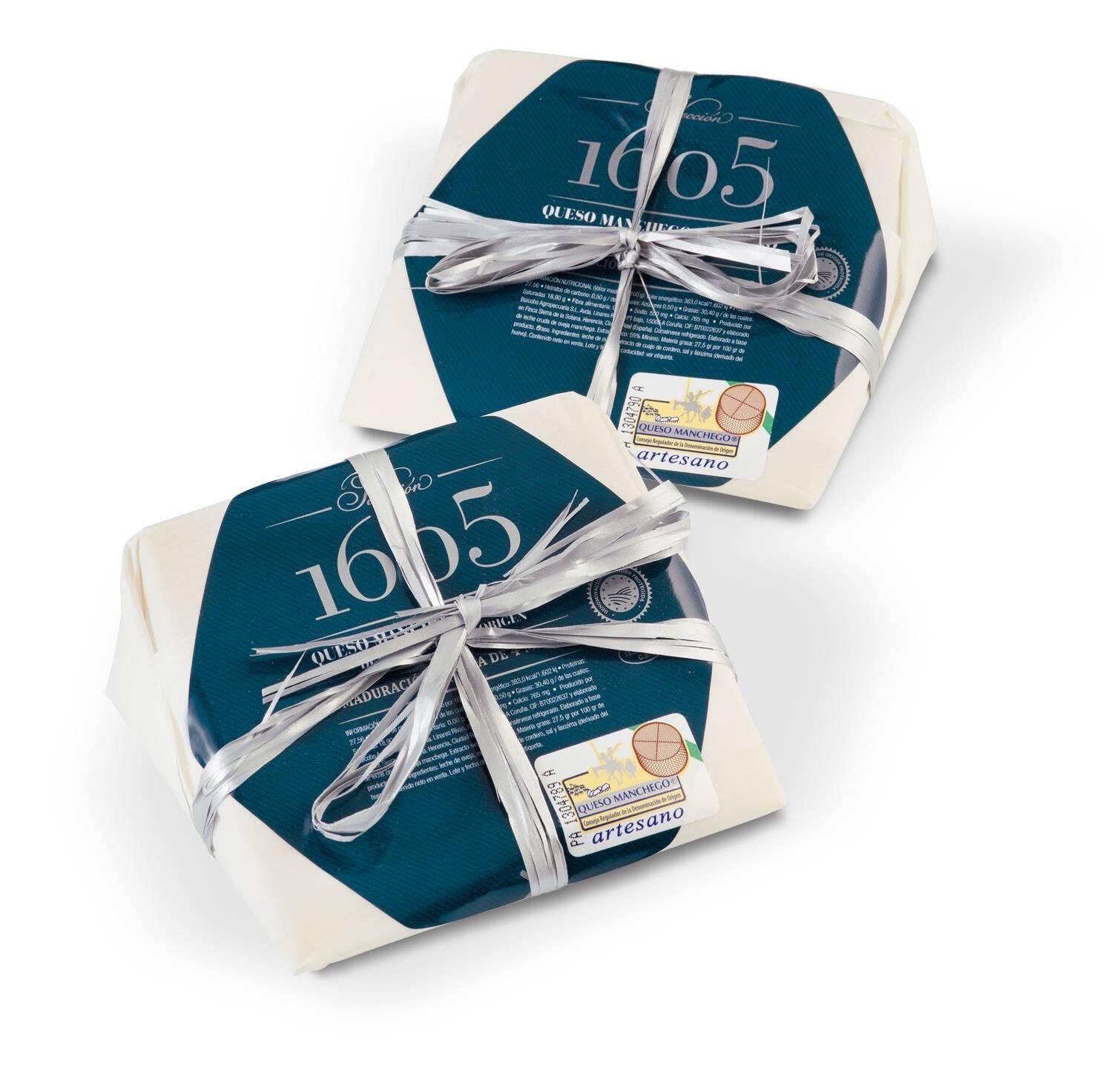 queseria 1605 queso manchego - Quesería 1605 se sitúa en la élite mundial del queso en los World Cheese Awards 2017