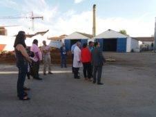 visita a cooperativa vitivinicola san jose en herencia 2 226x169 - Visita a las instalaciones de la Cooperativa San José en Herencia