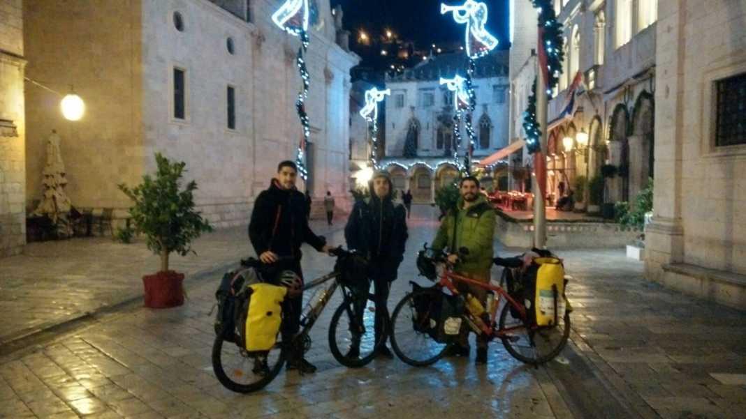 Perlé y su escudero llegan Dubrovnik. Etapas 83, 84, 85, 86, 87 y 88 1