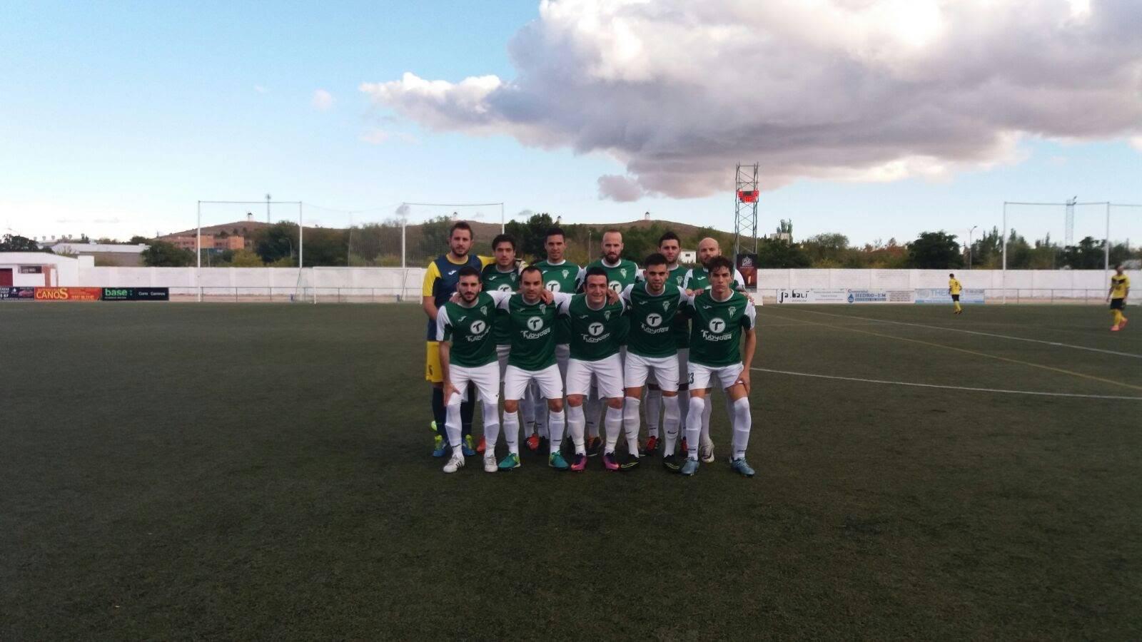 Herencia club de futbol partido 5 noviembre 2016 - Herencia C.F. escala posiciones y mira hacia arriba tras el 4-2 frente a Valenzuela
