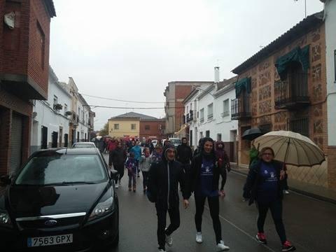 Segunda Marcha Contra la Violencia de Genero en Herencia 2016b - Celebrada la II Marcha Contra la Violencia de Género en Herencia