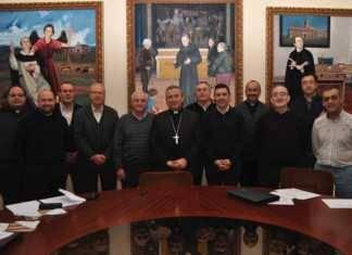 Arciprestes de la diócesis de Ciudad Real