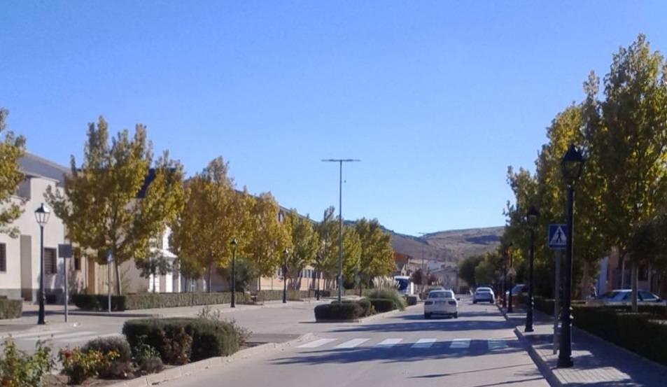 avenida jose rosello en herencia - El Ayuntamiento saca a subasta siete parcelas municipales de uso residencial