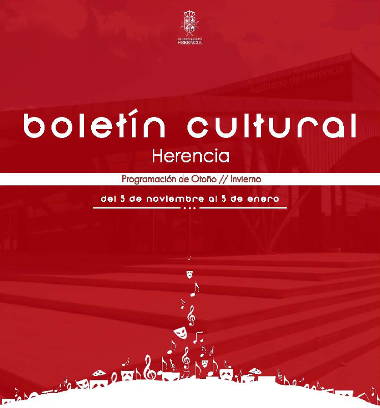 boletin cultura herencia 1 - Actividades de entretenimiento y ocio Cultural de Herencia