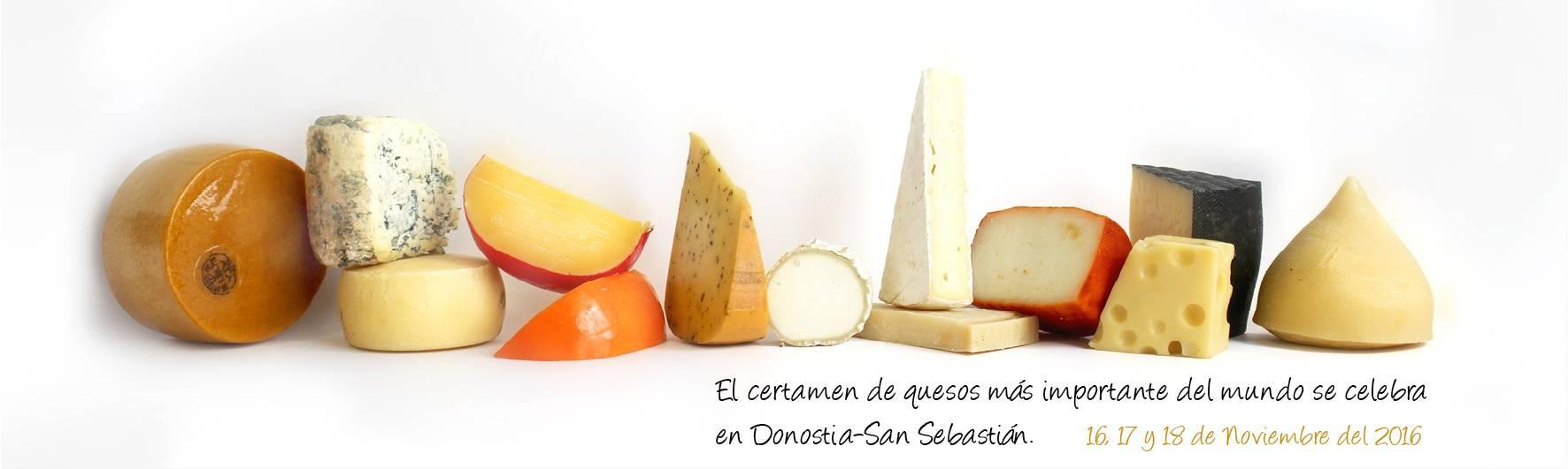 certamen queso del mundo - Los quesos de Herencia luchan entre 3.000 quesos en el International Cheese Festival