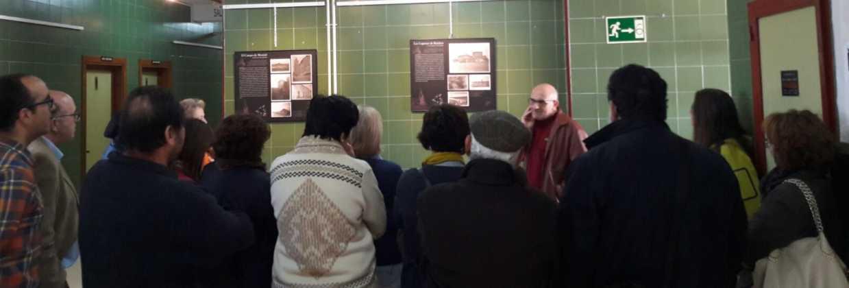 exposicion don quijote ante la camara historia local herencia 2 1239x420 - El taller de Historia Local observa a Don Quijote ante la cámara