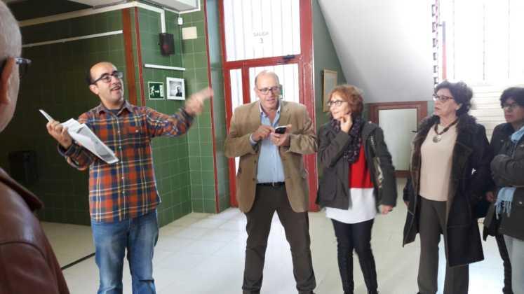 exposicion don quijote ante la camara historia local herencia 3 747x420 - El taller de Historia Local observa a Don Quijote ante la cámara