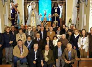 Hermanamiento entre las hermandades de Jesús de Medinaceli de Herencia y Tomelloso