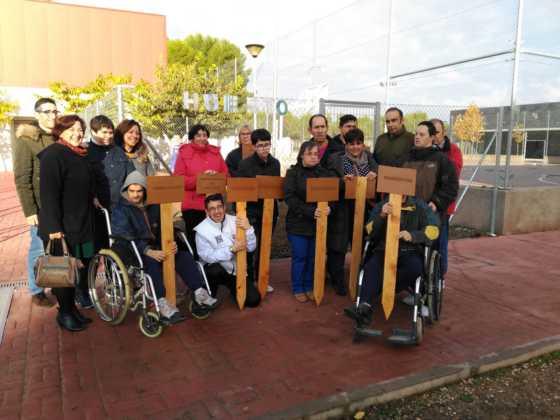 Jornada de Convivencia, visita al Colegio Carrasco Alcalde 1