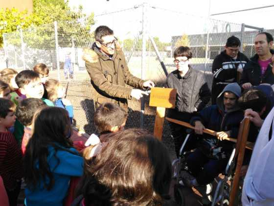 jornada convivencia colegio carrasco alcalde herencia 2 560x420 - Jornada de Convivencia, visita al Colegio Carrasco Alcalde
