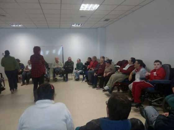 Jornadas sobre capacidades diferentes 2016 en Herencia 2