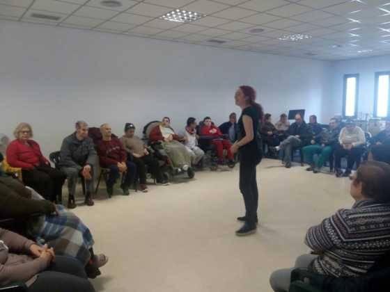 Jornadas sobre capacidades diferentes 2016 en Herencia 3