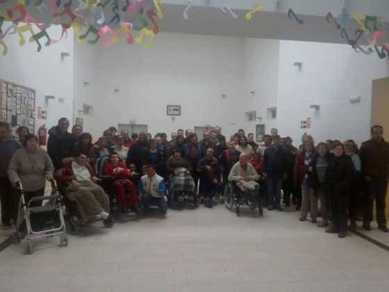 jornadas sobre capacidades diferentes 2016 herencia 4 560x420 - Jornadas sobre capacidades diferentes 2016 en Herencia
