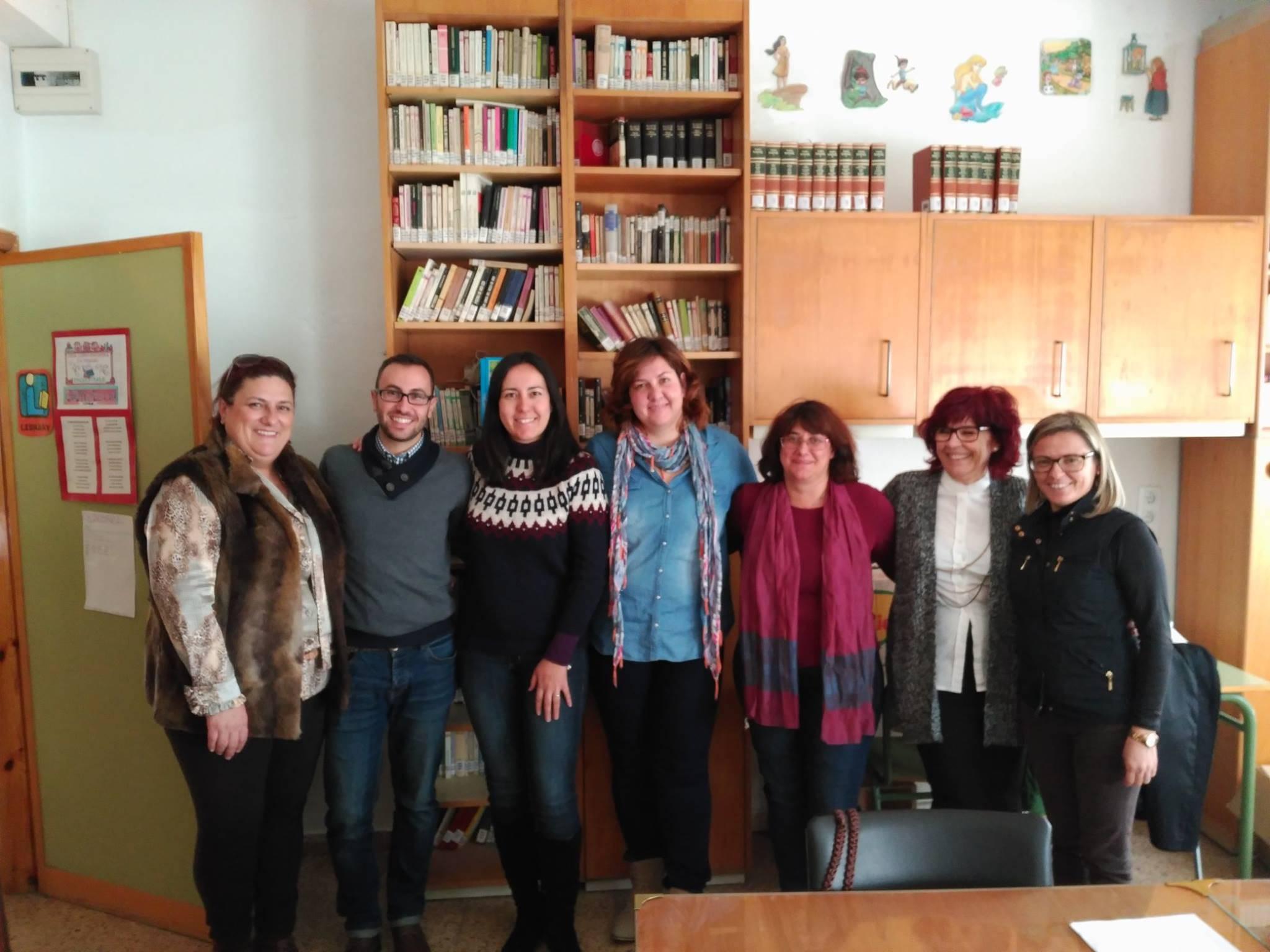 jurado del concurso de dibujos y esloganes - Concurso de dibujos y/o eslóganes contra la violencia de género del CEIP Carrasco Alcalde