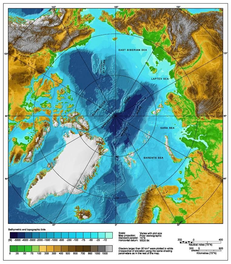 oceano artico - El Océano Ártico está perdiendo todo su hielo desde 1984