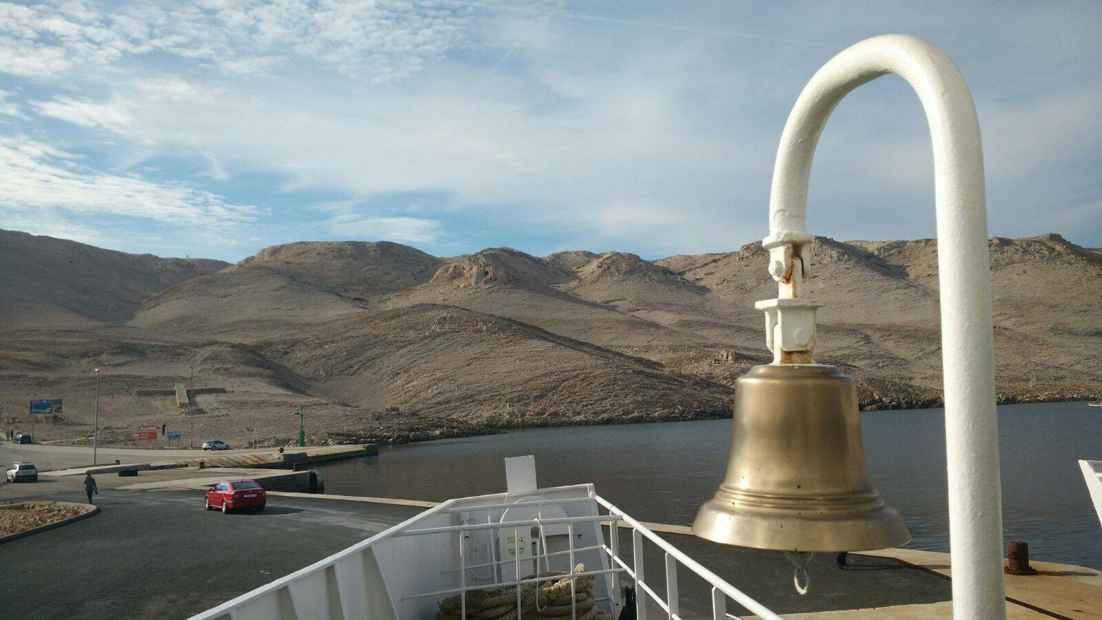 perle por el mundo15 - Elías Escribano llega al mar Adriático. Etapas 76-82 de Perlé por el Mundo