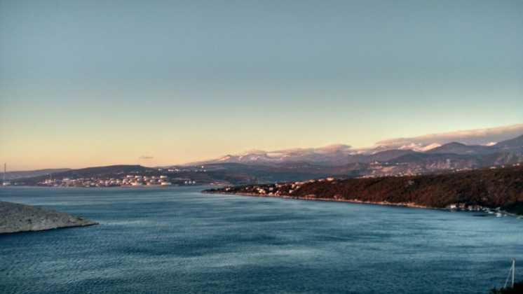Elías Escribano llega al mar Adriático. Etapas 76-82 de Perlé por el Mundo 13