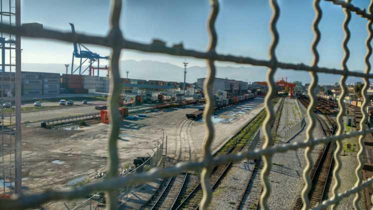 Elías Escribano llega al mar Adriático. Etapas 76-82 de Perlé por el Mundo 9