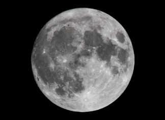 Foto Super Luna