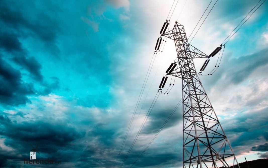 Torres de alta Tensión de electricidad.