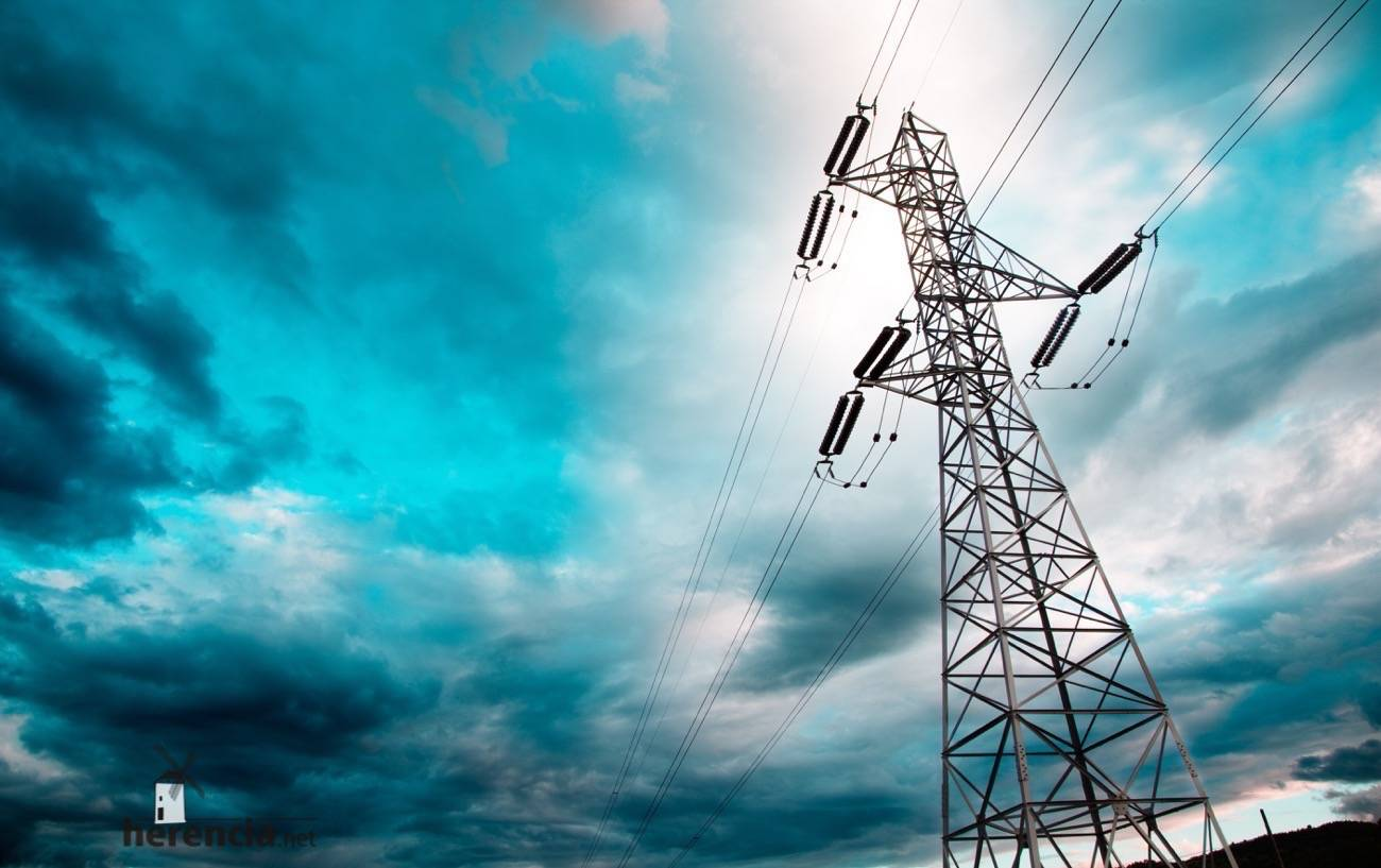 torres de alta tension electricidad - Interrupción del suministro eléctrico en zona Urbanización Los Jardines