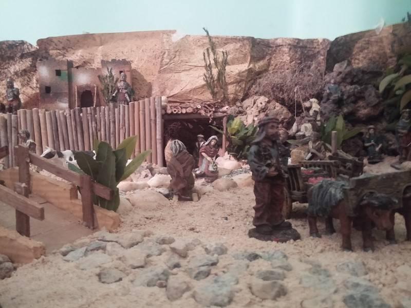 Belen Jesus Gomez Calcerrada5 - Galería de imágenes de la II Muestra de belenes de Herencia