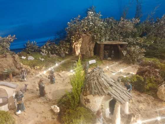 Galería de imágenes de la II Muestra de belenes de Herencia 33
