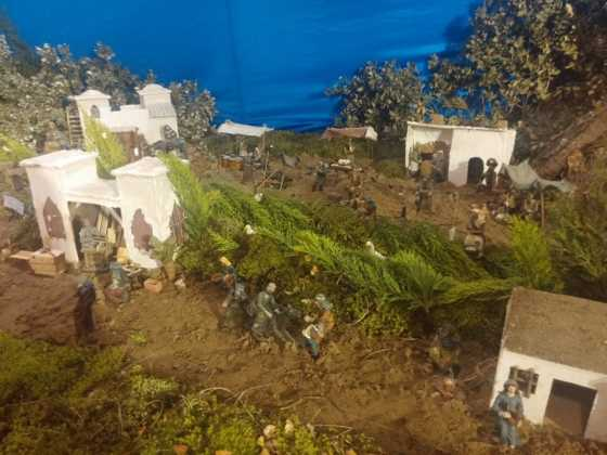 Belen Juan Sanchez Aguilera23 560x420 - Galería de imágenes de la II Muestra de belenes de Herencia