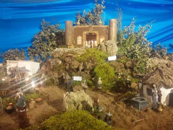 Belen Juan Sanchez Aguilera6 560x420 - Galería de imágenes de la II Muestra de belenes de Herencia