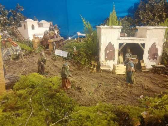 Belen Juan Sanchez Aguilera8 560x420 - Galería de imágenes de la II Muestra de belenes de Herencia