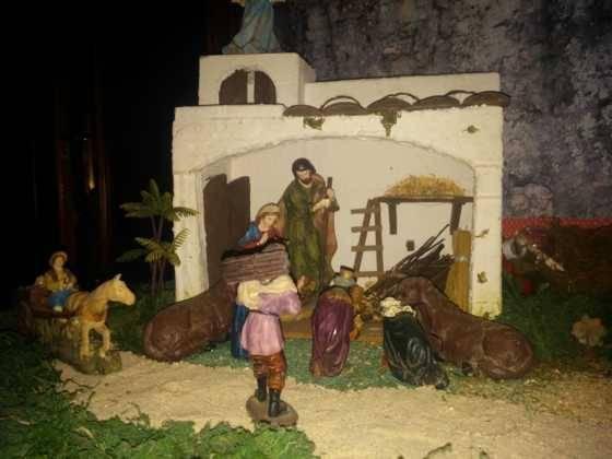 Belen de Inmaculada Martin11 560x420 - Galería de imágenes de la II Muestra de belenes de Herencia