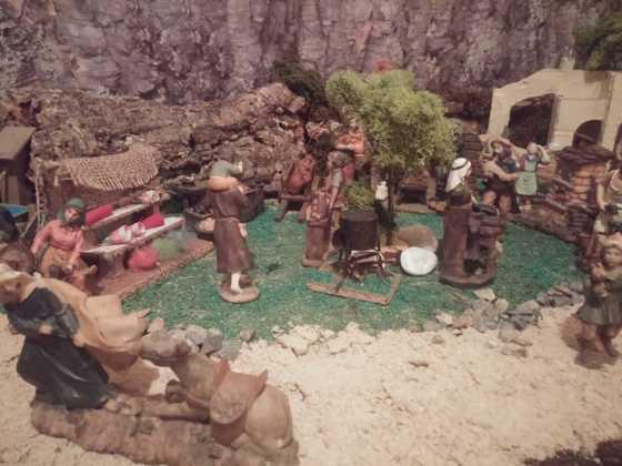 Galería de imágenes de la II Muestra de belenes de Herencia 52
