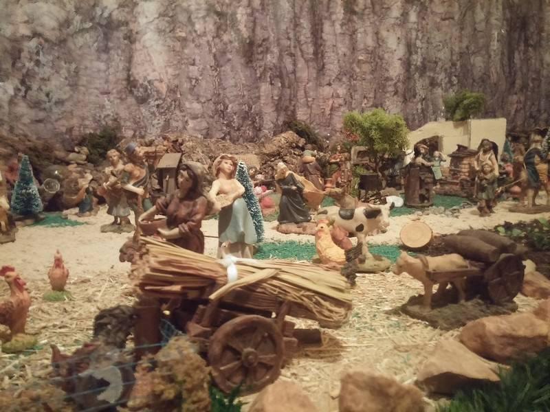 Galería de imágenes de la II Muestra de belenes de Herencia 82