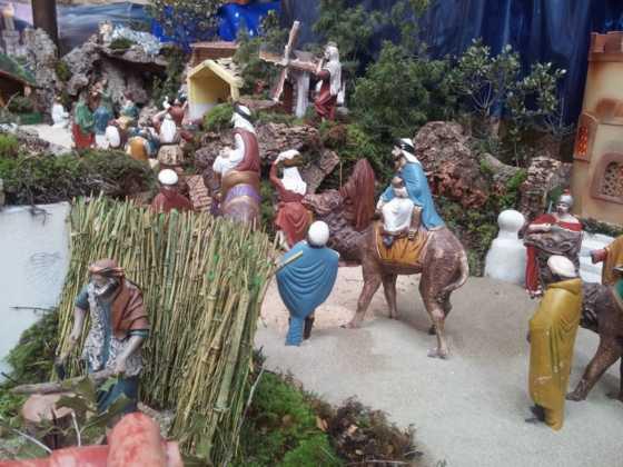 Galería de imágenes de la II Muestra de belenes de Herencia 11