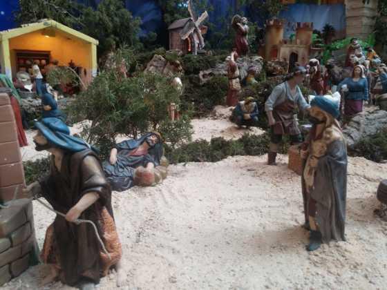 Galería de imágenes de la II Muestra de belenes de Herencia 7