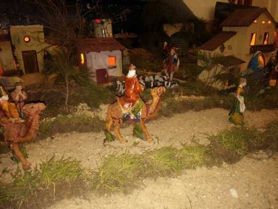 Belen de la Encarnacion10 560x420 - Galería de imágenes de la II Muestra de belenes de Herencia