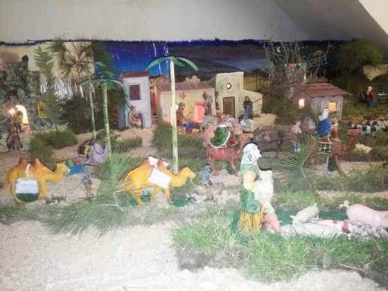 Belen de la Encarnacion7 560x420 - Galería de imágenes de la II Muestra de belenes de Herencia