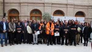 Carmen Olmedo Proteccion Civil comarca de La Mancha 1 300x171 - Protección Civil de Herencia: Balance del año 2017