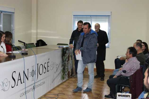 Entrega de Premios en el IV Concurso de vinos, mistelas y arropes tradicionales 10